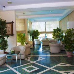 Sun Beach Hotel интерьер отеля