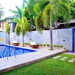 Отель Villa 171 bentota Шри-Ланка, Берувела - отзывы, цены и фото номеров - забронировать отель Villa 171 bentota онлайн бассейн фото 3