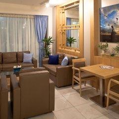Отель Hermes Родос гостиничный бар