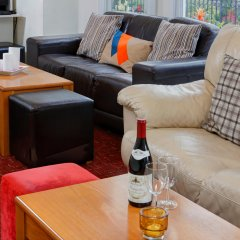 Отель Best Western London Highbury гостиничный бар