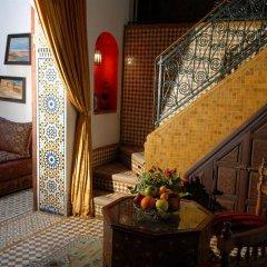 Отель Palais De Fès Dar Tazi Марокко, Фес - отзывы, цены и фото номеров - забронировать отель Palais De Fès Dar Tazi онлайн комната для гостей фото 2