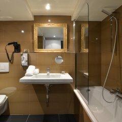 Отель Hôtel La Villa Cannes Croisette Франция, Канны - отзывы, цены и фото номеров - забронировать отель Hôtel La Villa Cannes Croisette онлайн ванная