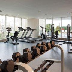 Отель Roma Beach Resort & Spa Сиде фитнесс-зал