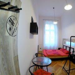 Friends Hostel and Apartments Budapest Будапешт комната для гостей фото 2