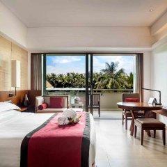 Отель Pullman Oceanview Sanya Bay Resort & Spa комната для гостей фото 2