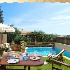 Отель Riviera Barbati Корфу бассейн