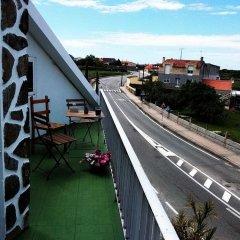 Отель Mar de Rosas балкон