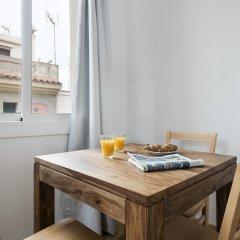 Апартаменты Habitat Apartments Beach Studio Барселона балкон