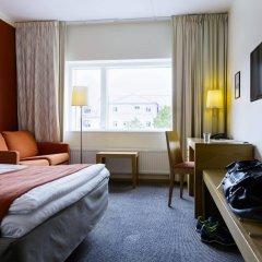 Отель Scandic Aalborg City Дания, Алборг - отзывы, цены и фото номеров - забронировать отель Scandic Aalborg City онлайн комната для гостей фото 4