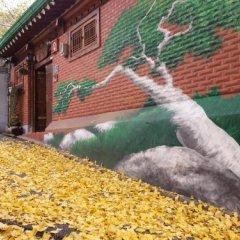 Отель Punggyeong Hanok Guesthouse Южная Корея, Сеул - отзывы, цены и фото номеров - забронировать отель Punggyeong Hanok Guesthouse онлайн с домашними животными