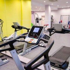 Гостиница Спорт Инн фитнесс-зал