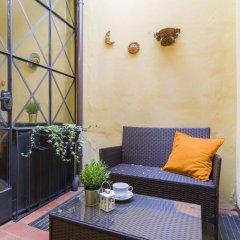 Апартаменты Florence Ariento Romantic Apartment Флоренция комната для гостей фото 4