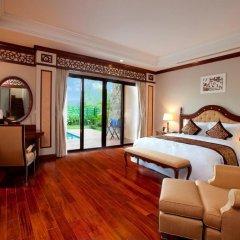 Отель Vinpearl Luxury Nha Trang Вьетнам, Нячанг - 1 отзыв об отеле, цены и фото номеров - забронировать отель Vinpearl Luxury Nha Trang онлайн комната для гостей фото 3