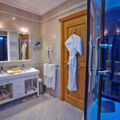 The Penthouse Suites Hotel in Gammarth Beach, Tunisia from 102$, photos, reviews - zenhotels.com bathroom