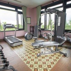 Отель KOI Resort and Spa Hoi An фитнесс-зал