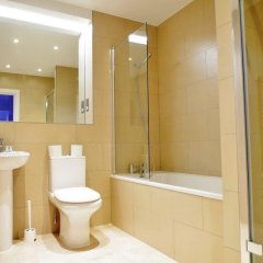 Отель Acorn of London - Byng Place ванная