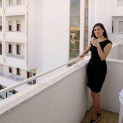Отель Vena D'Oro Италия, Абано-Терме - отзывы, цены и фото номеров - забронировать отель Vena D'Oro онлайн балкон