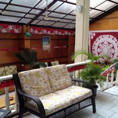 Hotel Tiare Tahiti гостиничный бар