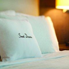 Отель DoubleTree by Hilton Zagreb комната для гостей фото 4