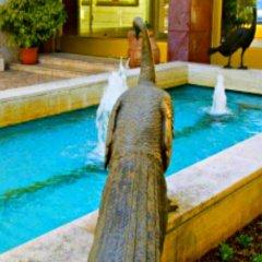 Отель Cristallo Кьянчиано Терме бассейн фото 3