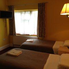 Acton Town Hotel удобства в номере