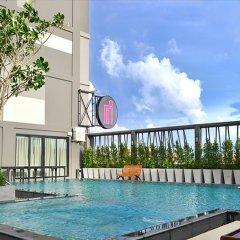 Отель Memo Suite Pattaya Таиланд, Паттайя - отзывы, цены и фото номеров - забронировать отель Memo Suite Pattaya онлайн бассейн
