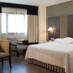 Отель NH Madrid Sur Испания, Мадрид - отзывы, цены и фото номеров - забронировать отель NH Madrid Sur онлайн комната для гостей фото 3
