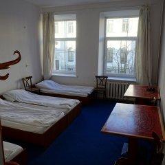 Отель Budget Central Литва, Вильнюс - отзывы, цены и фото номеров - забронировать отель Budget Central онлайн комната для гостей фото 3