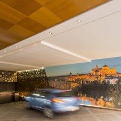Отель Maciá Alfaros парковка