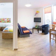 Отель Apartment11 Wartburg Кёльн комната для гостей фото 5