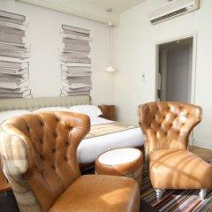 Отель Abode Manchester Манчестер комната для гостей