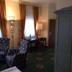 Отель Kurpark Villa Aslan удобства в номере
