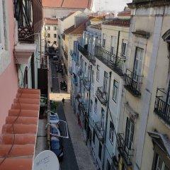 Апартаменты LX4U Apartments - Bairro Alto балкон