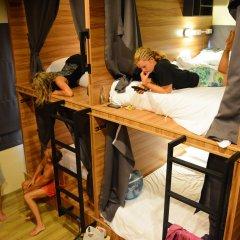 Fin Hostel Co Working гостиничный бар