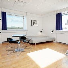 Отель Danhostel Copenhagen City - Hostel Дания, Копенгаген - 1 отзыв об отеле, цены и фото номеров - забронировать отель Danhostel Copenhagen City - Hostel онлайн комната для гостей фото 5