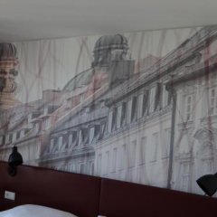 Отель 7 Days Premium Munich-sendling Мюнхен интерьер отеля фото 2