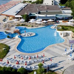 Отель Славуна бассейн
