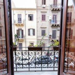 Отель B&B Mediterraneo Италия, Палермо - отзывы, цены и фото номеров - забронировать отель B&B Mediterraneo онлайн балкон