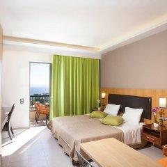 Отель Pefkos Beach комната для гостей фото 5