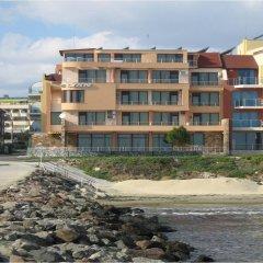 Семейный отель Блян Равда пляж