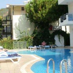 Tolan Apartments Турция, Мармарис - отзывы, цены и фото номеров - забронировать отель Tolan Apartments онлайн бассейн фото 3