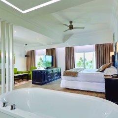 Отель RIU Palace Punta Cana All Inclusive Доминикана, Пунта Кана - 9 отзывов об отеле, цены и фото номеров - забронировать отель RIU Palace Punta Cana All Inclusive онлайн ванная фото 2