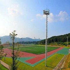 Отель Club Valley Resort Южная Корея, Пхёнчан - отзывы, цены и фото номеров - забронировать отель Club Valley Resort онлайн спортивное сооружение