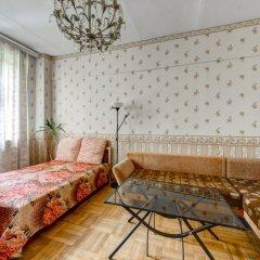 Апартаменты Domumetro Na Akademicheskoj Apartments Москва комната для гостей фото 4