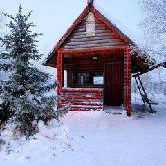 Отель Огни Мурманска Мурманск сауна