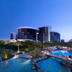 Отель Grand Hyatt Dubai Дубай бассейн
