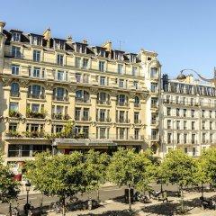 Отель Contact ALIZE MONTMARTRE Париж фото 10