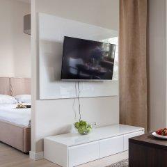 Отель Chopin Apartments Mennica Польша, Варшава - отзывы, цены и фото номеров - забронировать отель Chopin Apartments Mennica онлайн комната для гостей фото 4