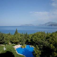 Liberty Hotels Lykia Турция, Олудениз - отзывы, цены и фото номеров - забронировать отель Liberty Hotels Lykia - Adults Only (+16) онлайн пляж фото 2