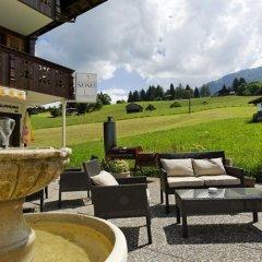 Hotel Alphorn бассейн